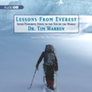 Lessons from Everest - eAudiobook