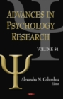 Advances in Psychology Research. Volume 81 - eBook