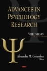 Advances in Psychology Research. Volume 85 - eBook