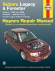 Subaru Legacy/Forester 2000-09 - Book