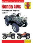 Honda Foreman ATV (95 -11) : 1995-2011 - Book