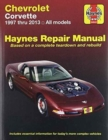 Chevrolet Corvette (07-13) : 2007-13 - Book