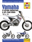 Yamaha YZ & WR 4-Stroke Motocross & Off-road Bikes (98 - 08) - Book