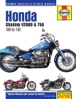 Honda Shadow VT600 & 750 (88 -14) : 1988-14 - Book