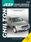 Grand Jeep Cherokee (05 - 14) (Chilton) : 2005-2014 - Book