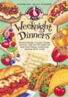 Weeknight Dinners : Meatless Monday, Tex-Mex Tuesday and more...with over 250 recipes and these clever themes, weekly meal planning will be a snap! - eBook