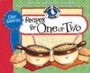 Our Favorite Recipes for One or Two - eBook