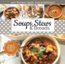 Soups, Stews & Breads - eBook