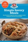 Simple Savory Meals : 175 Chicken & Beef Recipes - eBook