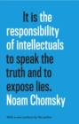 The Responsibility of Intellectuals - eBook