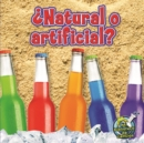 Natural o artificial? : Natural Or Man-Made? - eBook