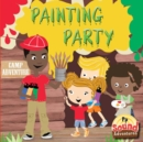 Painting Party : Phoenetic Sound /P/ - eBook