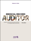 Medical Record Auditor - eBook