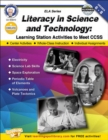 Literacy in Science and Technology, Grades 6 - 8 : Learning Station Activities to Meet CCSS - eBook