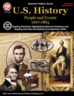U.S. History, Grades 6 - 12 : People and Events 1607-1865 - eBook