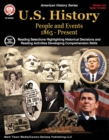 U.S. History, Grades 6 - 12 : People and Events 1865-Present - eBook