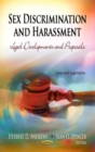 Sex Discrimination and Harassment : Legal Developments and Proposals - eBook