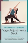 Mark Stephens Yoga Adjustments Deck,The - Book