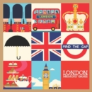 London Memory Game - Book