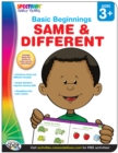 Same & Different, Ages 3 - 6 - eBook