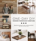 One-Day DIY : Modern Farmhouse Furniture - Book
