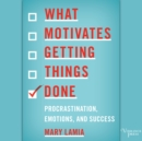 What Motivates Getting Things Done - eAudiobook