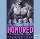 Honored - eAudiobook