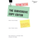 The Subversive Copy Editor - eAudiobook