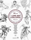 The Line Art Challenge : 100 Sketches for 100 Days - Book