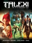 Talexi - The Concept Art of Alessandro Taini : Heavenly Sword, Enslaved and DmC - Book