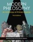Modern Philosophy : An Anthology of Primary Sources - Book