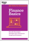 Finance Basics (HBR 20-Minute Manager Series) - eBook
