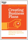 Creating Business Plans (HBR 20-Minute Manager Series) - eBook