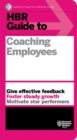 HBR Guide to Coaching Employees (HBR Guide Series) - eBook