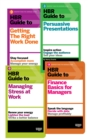 The HBR Guides Collection (8 Books) (HBR Guide Series) - eBook