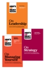 HBR's 10 Must Reads Leader's Collection (3 Books) - eBook