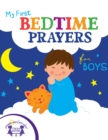 My First Bedtime Prayers for Boys - eBook