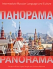 Panorama: Intermediate Russian Language and Culture, Student Bundle : Book + Electronic Workbook Access Card - Book