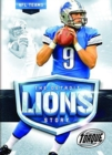 The Detroit Lions Story - Book