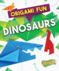 Origami Fun: Dinosaurs - Book