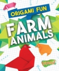 Origami Fun: Farm Animals - Book