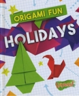 Origami Fun: Holidays - Book