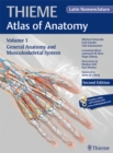 General Anatomy and Musculoskeletal System (THIEME Atlas of Anatomy), Latin nomenclature - eBook
