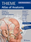 Head, Neck, and Neuroanatomy (THIEME Atlas of Anatomy), Latin nomenclature - eBook