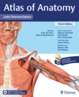 Atlas of Anatomy, 3e Latin - eBook