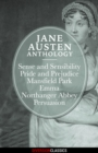 Jane Austen Anthology (Diversion Classics) - eBook