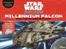 Star Wars Builders: Millennium Falcon - Book