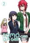 Tomo-chan is a Girl! Vol. 2 - Book