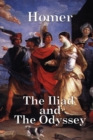 The Iliad and The Odyssey - eBook