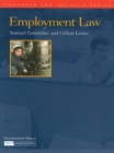 Employment Law (Concepts and Insights Series) - eBook